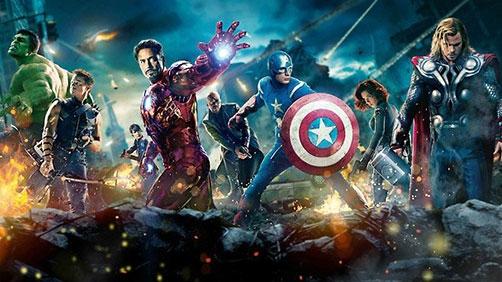 Avengers 2 Date Set