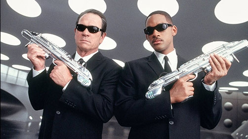 'Men in Black 4' In Development