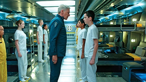 'Ender's Game' Trailer Announcement