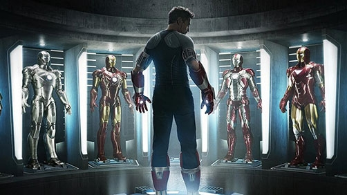 Box Office Report: May 6, 2013 - Iron Man Wins by WIDE Margin
