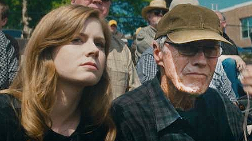 Clint Eastwood and Amy Adams Team Up for 'Trouble With The Curve'