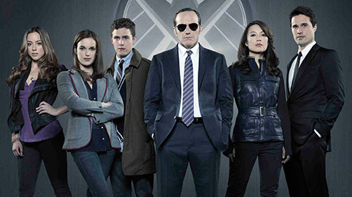 'The Agents of S.H.I.E.L.D.'