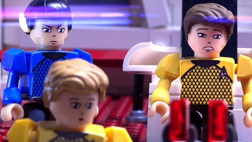 Clever Hasbro 'Star Trek' Commercial
