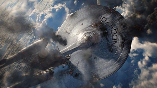 'Star Trek Into Darkness' TV Spots with New Release Date