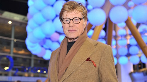 Robert Redford Spoils 'Captain America 2' A Little Bit