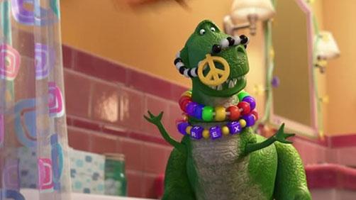 Pixar Short 'Partysaurus Rex' Clip