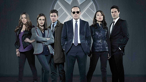 ABC Picks Up 'S.H.I.E.L.D.' - With Promo