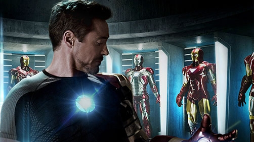 Box Office Report: May 6, 2013 - Iron Man Wins Again