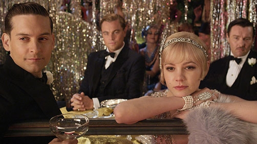The Great Gatsby Does Not Repeat the Past