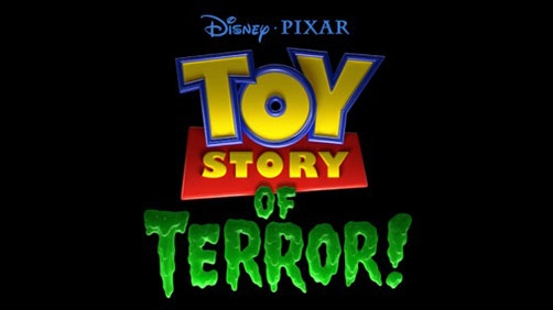 'Toy Story of Terror' Short