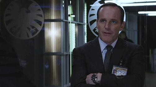 Two Clips from 'Agents of S.H.I.E.L.D.'