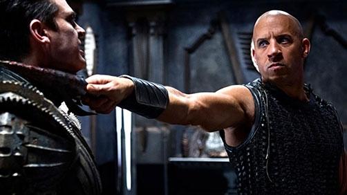 'Riddick' Trailer