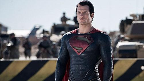 A New 'Man of Steel' TV Spot