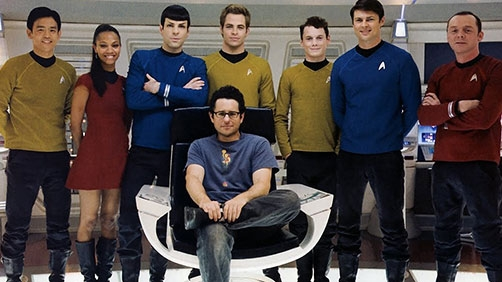 'Star Trek' Rights Make for Complicated Relationships
