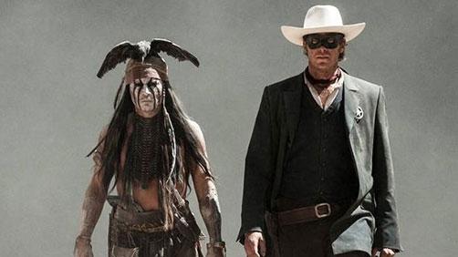 'The Lone Ranger' Trailer 4