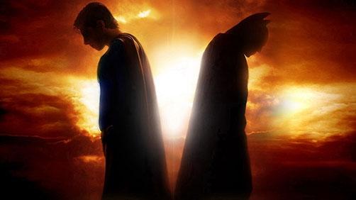 Henry Cavill on a Batman/Superman Movie Possibility