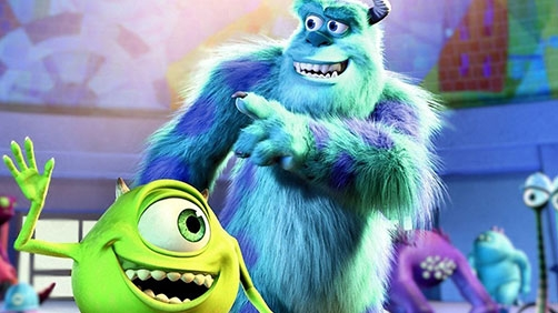 New Trailer and Clip for 'Monsters University'