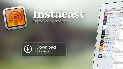 Instacast for Mac 1.0