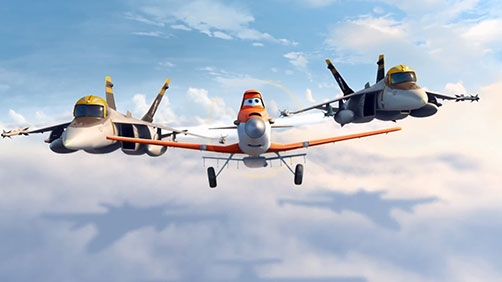'Planes' Full Theatrical Trailer