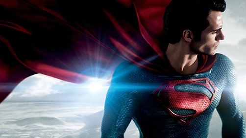 'Man of Steel' Ads and TV Spots