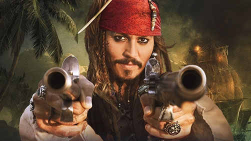 Unknown Directors to Helm 'Pirates 5' (Yawn)