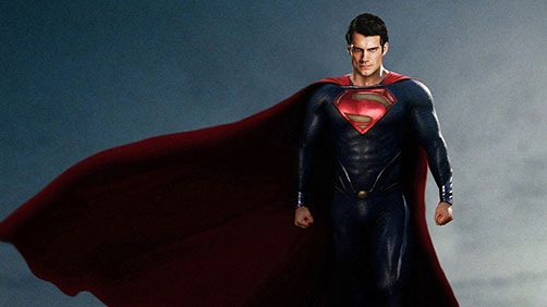 'Man of Steel' - New Featurette, New Glimpses of the Film