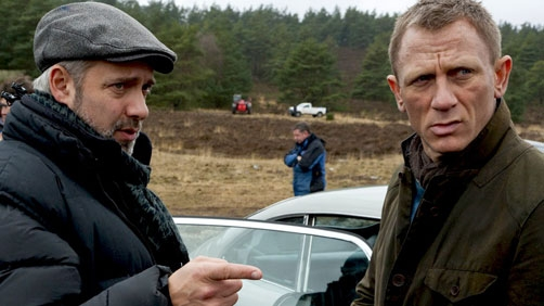 Mendes to Direct 'Bond 24' And Possibly 'Bond 25'