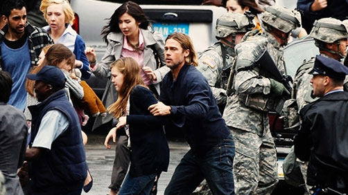 "'World War Z' ""Shows Signs of Life"""