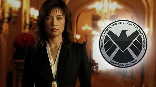Interview with Ming-Na Wen of 'S.H.I.E.L.D.'