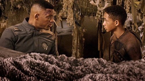 Will Smith Answers Questions about 'After Earth'