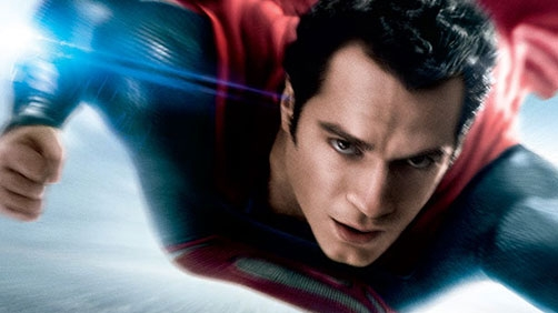 Big 'Man of Steel' Trailer