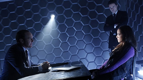 'Agents of S.H.I.E.L.D'' NBA Finals Spot