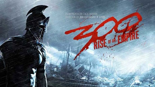 '300: Rise of an Empire' Trailer