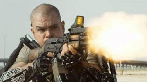'Elysium' Trailer 2 - Longer and More Info