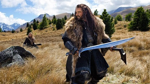 'The Hobbit' New Zealand Featurette