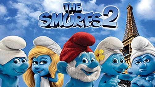 'The Smurfs 2' Trailer