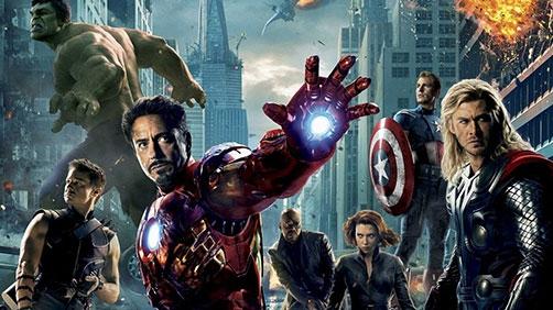 'The Avengers' on Netflix (finally!)