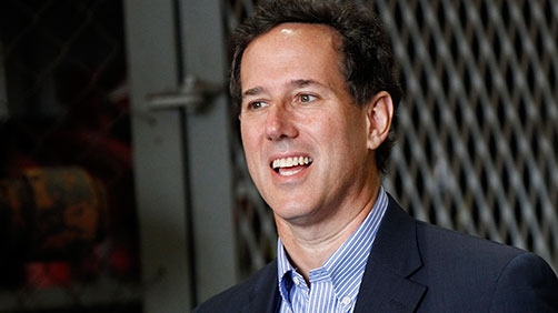 Rick Santorum Named CEO of Movie Studio