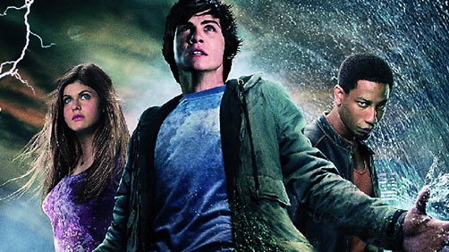 'Percy Jackson: Sea of Monsters' International Trailer