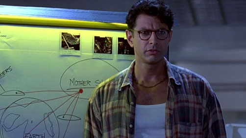 Goldblum and Pullman in for 'Independence Day 2'