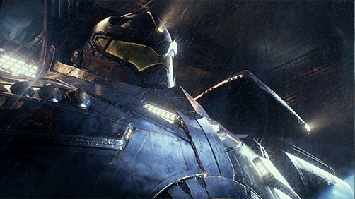 'Pacific Rim' Roundup, Not Tracking Well, Trailer, and 2 Clips