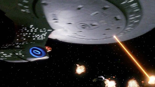 'Star Trek: The Next Generation' Season 5 Blu-ray Trailer