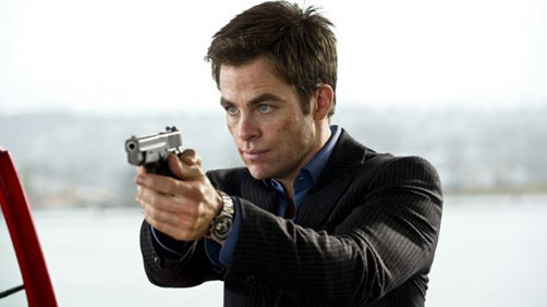 'Jack Ryan' Reboot Late 2013 Release