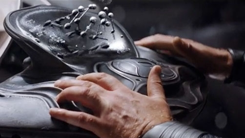 'Man of Steel' Kryptonian Tech Featurette