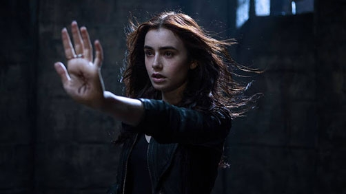'The Mortal Instruments' Sneak Peak with Lily Collins (Video)