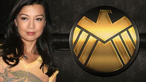 Ming-Na Wen Talks 'Agents of SHIELD'