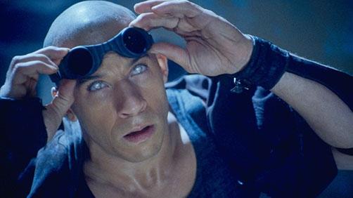 Riddick TV Spot Featuring Vin Diesel