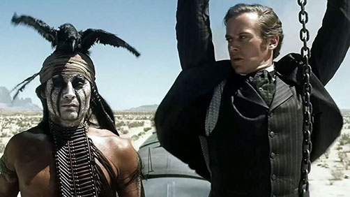 'Lone Ranger' Could Be $150 Million Loss