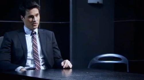 'Agents of SHIELD' Promo — Grant Ward