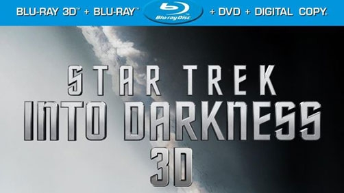 'Star Trek Into Darkness' Home Video Release Dates